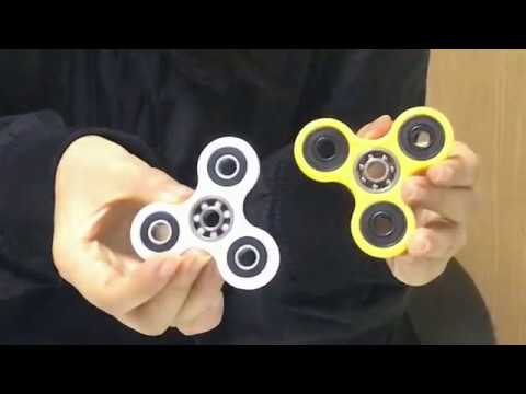 $5.99 Ceramic Bearing Fidget Spinner Hand Toy Review