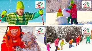 Spievankovo - Zima v Spievankove