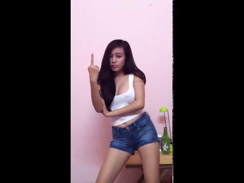 Bà Tưng nhảy Gentleman PSY không áo ngực   Quá Sexy 720p)http://simrac.vn/