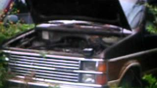"""Magic Wagon"" 1984 Plymouth Voyager ( full version)"