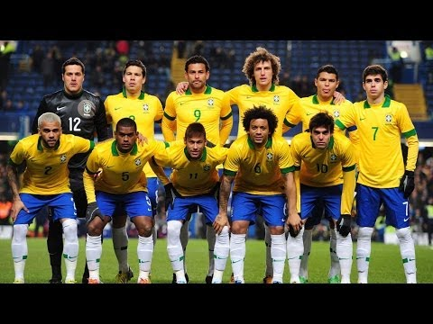 NEYMAR GOAL- FIFA WORLD CUP 2014 BRAZIL BEAT CROATIA 3-1