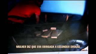 Presa mulher que escondia drogas em casa para traficantes da Regi�o Noroeste de BH