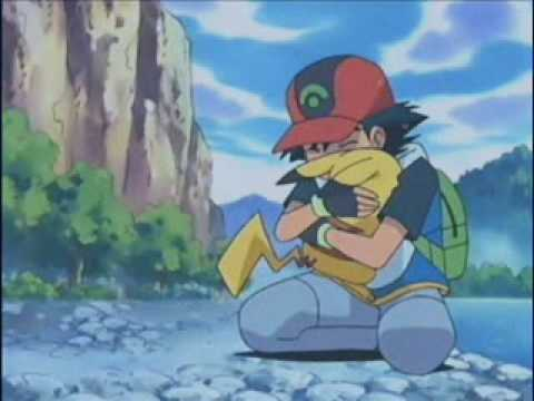pokemon {pikachu's goodbye} -Kye88MSK8Xs