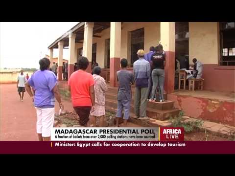 Madagascar presidential candidates accuse the other of electoral fraud