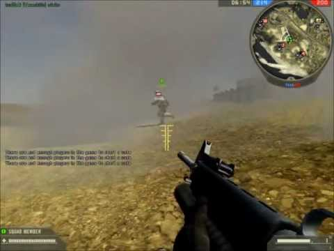 battlefield 2 i belive i can fly, nothing