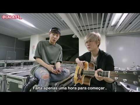 INFINITE WORLD TOUR SUNG KYU BACKSTAGE - Legendado [PT - BR]