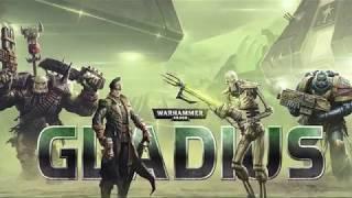 Warhammer 40000: Gladius - Relics of War - Bejelentés Trailer