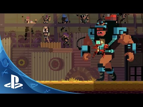 Super Time Force Ultra Video Screenshot 2