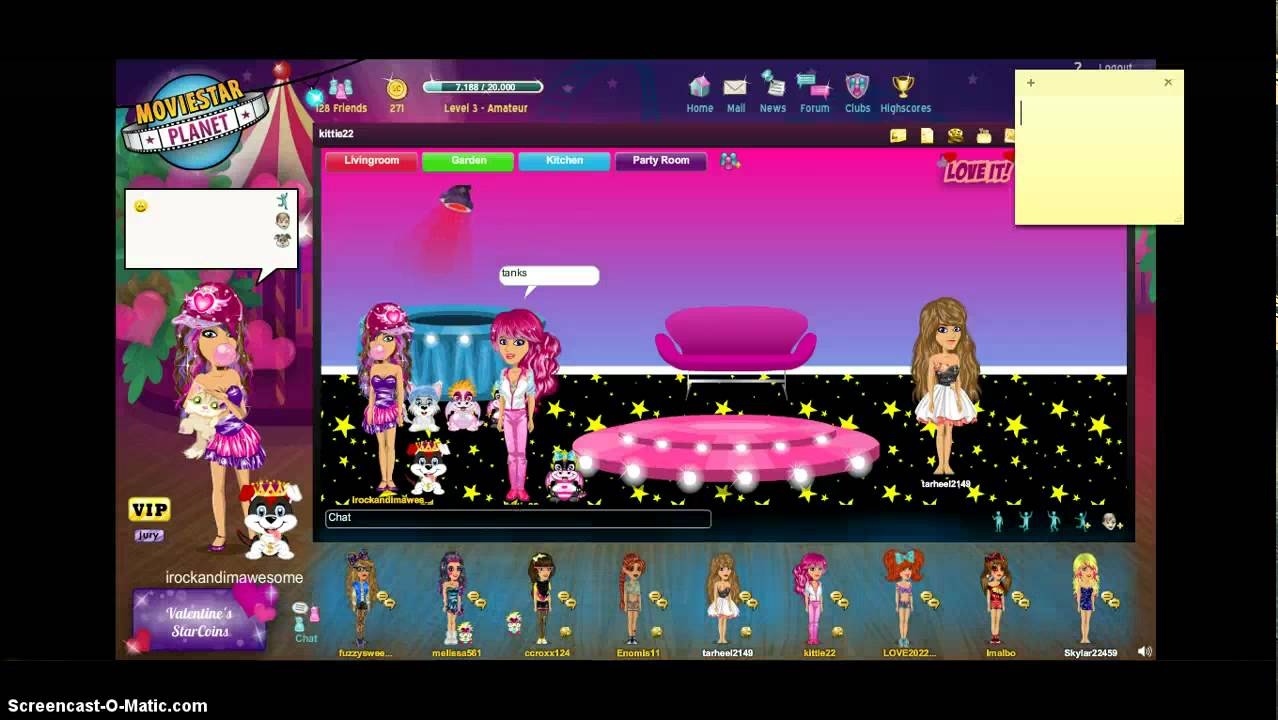 Free VIP Accounts On MSP