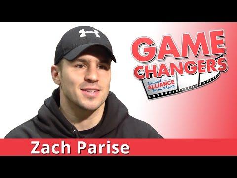 Game Changers: Zach Parise (Episode 9) - NAYS Web Series