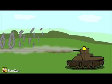 Tanktoon #42 - Rýchly a mŕtvy