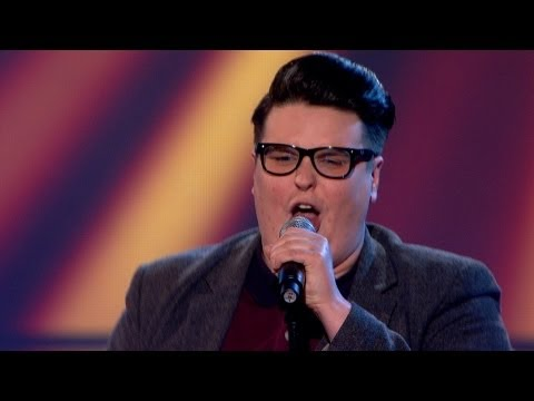 Samuel Buttery performs 'Set Fire To The Rain' - The Voice UK - Blind Auditions 1 - BBC One