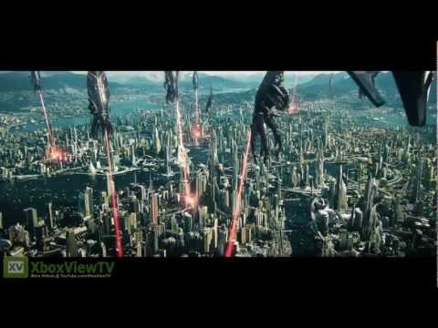 "Mass Effect 3 - ""Take Earth Back"" Cinematic Trailer (2012) | FULL HD"