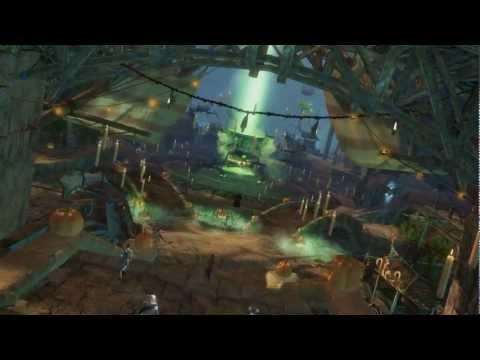 Guild Wars 2 — видео про Хэллоуин