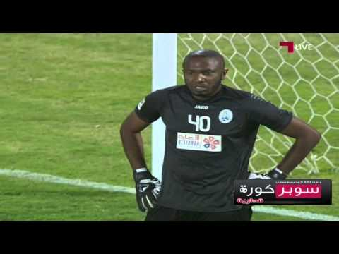 Al-Arabi(JOR) 0-1 Al-Jazeera