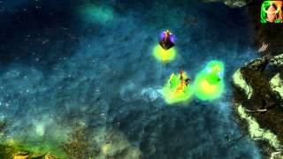 Heroes of Newerth - Green Knight Accursed