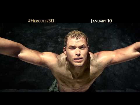 THE LEGEND OF HERCULES -