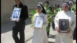 Hymn By Chaldean Catholic Priest-Martyr In Iraq