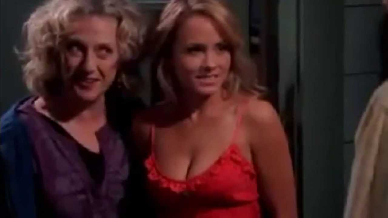 Two and a Half Men Kelly Stables Melissa d - YouTube