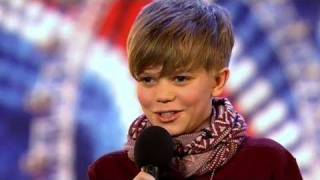 Ronan Parke Britain's Got Talent 2011 Audition Itv.com