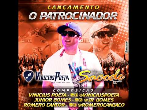 FORRÓ SACODE - O PATROCINADOR (NOVA 2013)