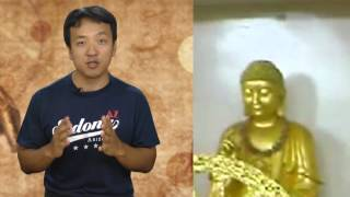 Buddha Statues Blink And Move In Malaysian Temple