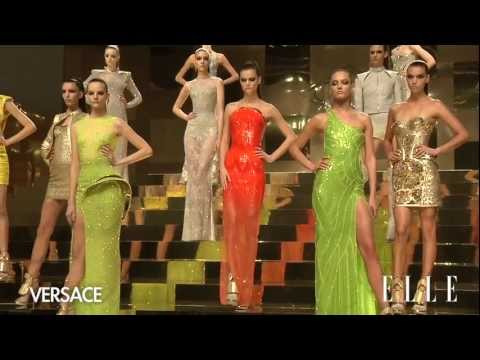 Versace Haute Couture 2012 Spring/Summer
