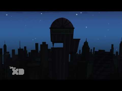 Phineas and Ferb - Blackout - HD