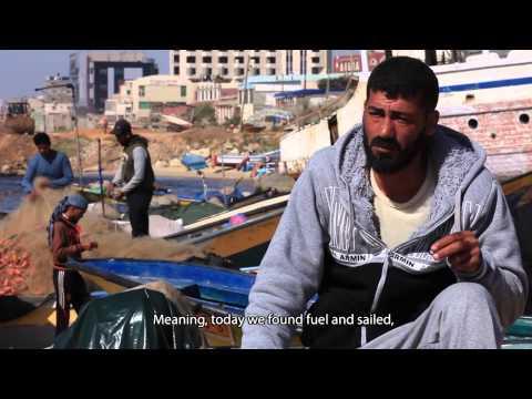 Life in Gaza: Fishermen