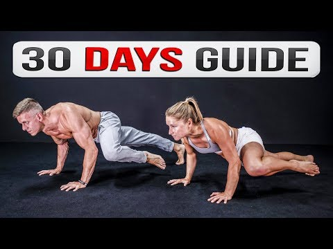 START Calisthenics With This 30 DAYS Workout!