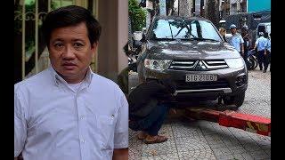 Sợ báo chí nói có tiêu cực, ông Đoàn Ngọc Hải kiên quyết xử lý xe vi phạm