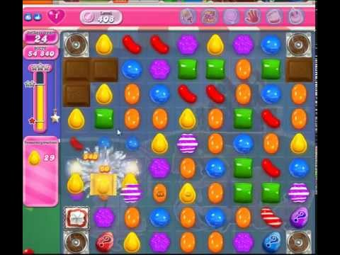 Candy Crush Unlock Level 36 | Photography