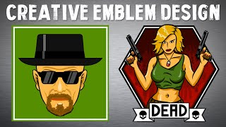 GTA V: Create Awesome Crew Emblems In 4 Steps [TUTORIAL