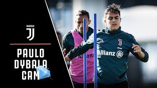 🎥?Ping Pong Football & Training with La Joya! | Paulo Dybala Cam | Juventus
