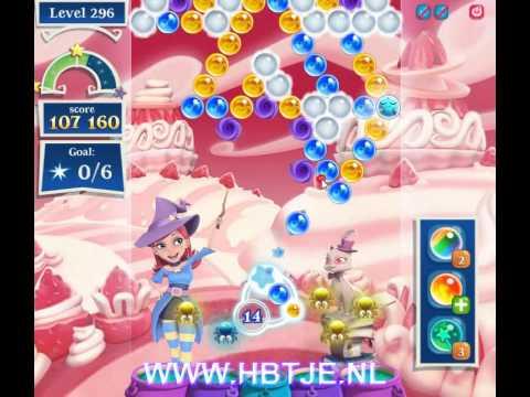 Bubble Witch Saga 2 level 296
