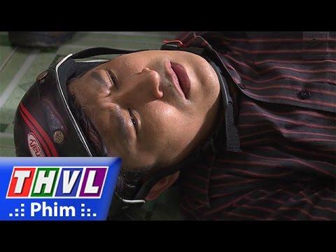 THVL   Song sinh bí ẩn - Tập 33[7]: Nguyệt đắc ý khi thấy Nam bị Sơn đánh