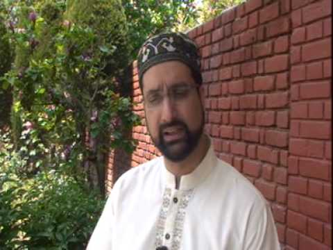Mirwaiz Molvi Umar Farooq commenting over the recent harassment of Kashmiri students