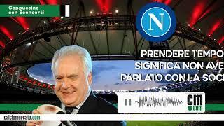 Sconcerti: i giocatori del Napoli rischiano di dimenticare il calcio
