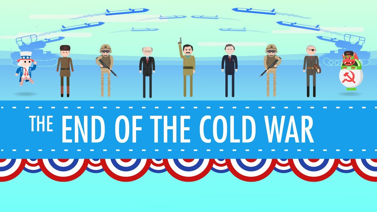 end of cold war -#main