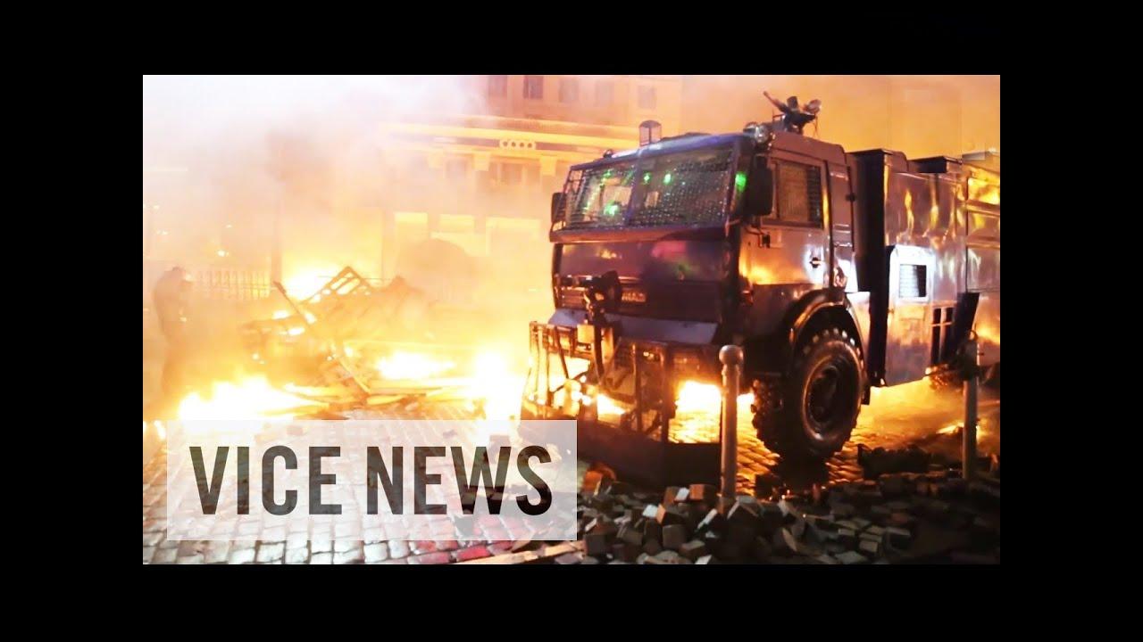 Vice news dispatch playlist maker