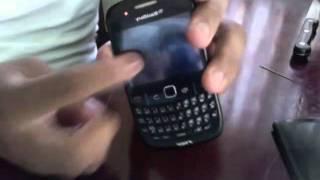 Problema Con BlackBerry Curve 8520