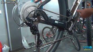 Usar correctamente los cambios de una bicicleta. 1/2