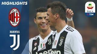 11/11/2018 - Campionato di Serie A - Milan-Juventus 0-2, gli highlights