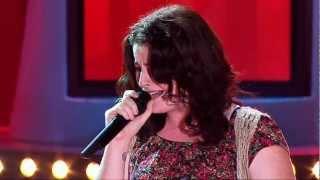 The Voice Australia: Karise Eden (@kariseeden) sings It's A Man's World