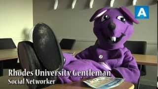 Q&A with the Rhodes University Gentleman