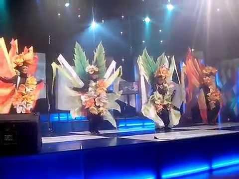 MTsN 1 Surabaya: Tari Kupu-kupu Xpresi Kabaret TVRI