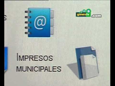 El Ayuntamiento de Gines estrena nueva web