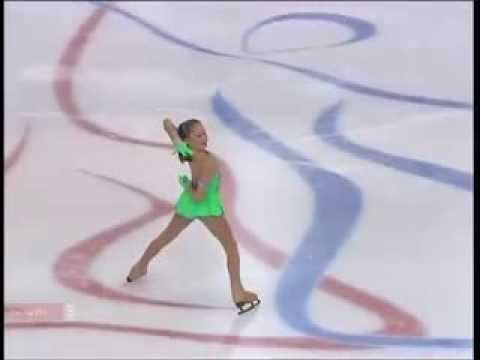 Julia Lipnitskaya Olympics Sochi 2014  - Russian Figure Skater