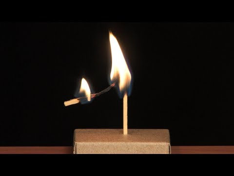 Match Levitation - Sick Science!