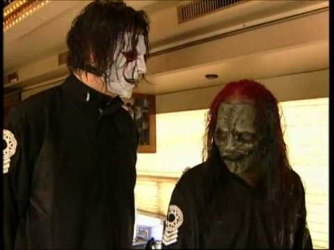 Slipknot Rare Interview 2003 &amp; 2004 - Corey Taylor &amp; Jim Root